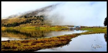 Laguna Mucubají (Por Luis Rizo)