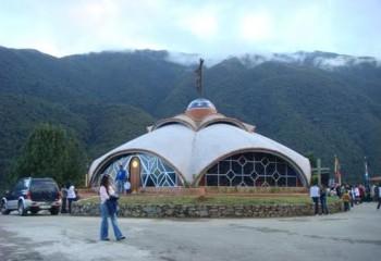 Iglesia Montaña de la Fe en Santo Domingo