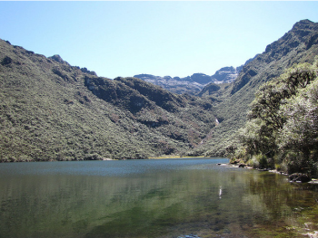 Laguna Negra (Por Gabriel Gutierrez)