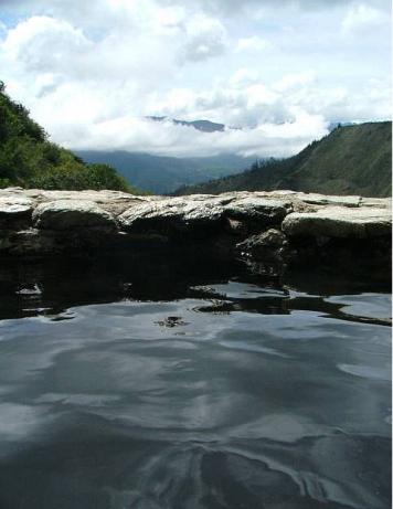 Aguas termales de la Musui WEB